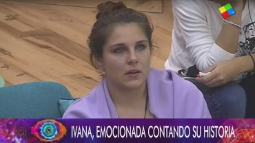 Ivana Icardi se emocionó al contar su historia de vida