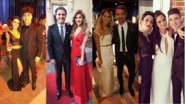 Los famosos en la foto del Bailando