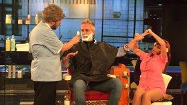 Marley, Jey Mammon y Florencia Peña ensayan para La peluquería de Don Mateo