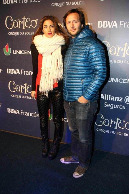 Tomás Yankelevich y Sofía Reca