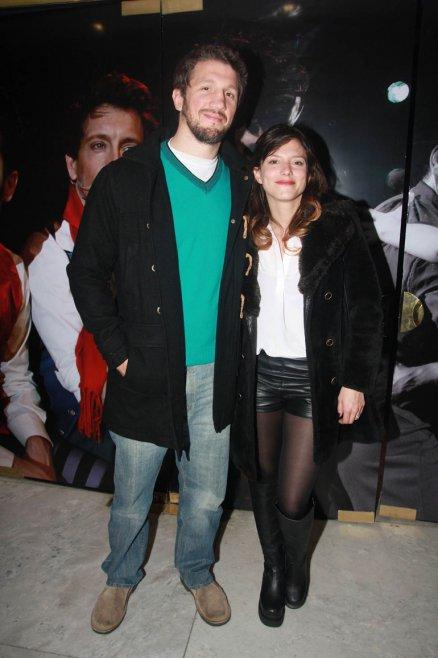Manuela Pal y su novio