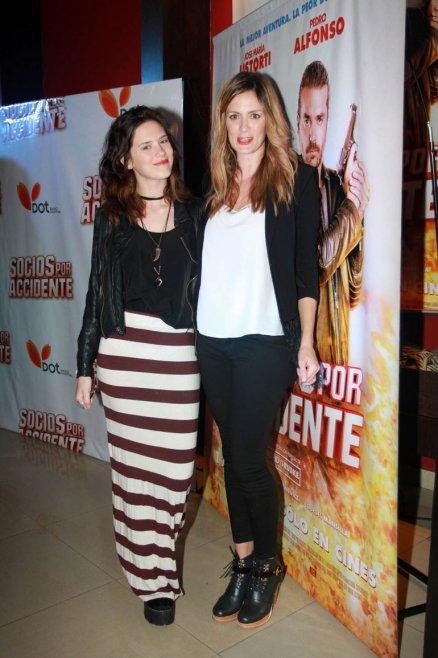 Delfina y Paula Chaves