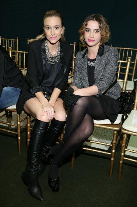 Brenda Gandini y Celeste Cid