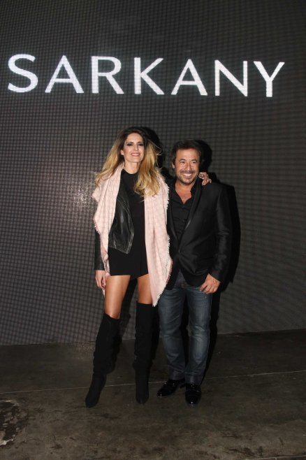 Ricky Sarkany e Isabel Macedo