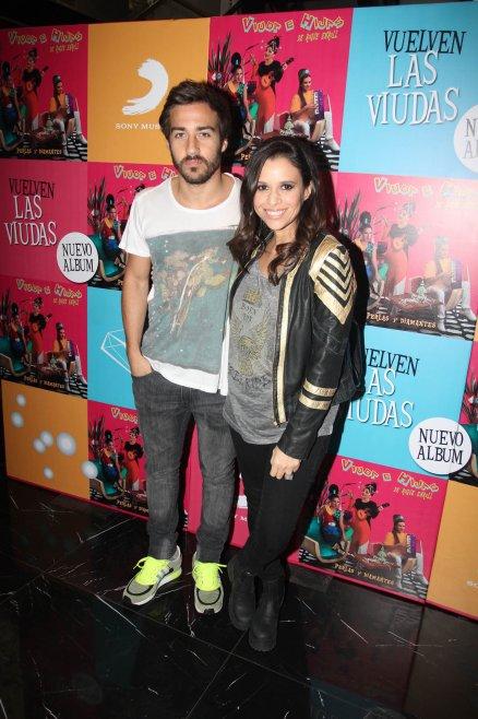 Julieta Ortega y Nico Francella