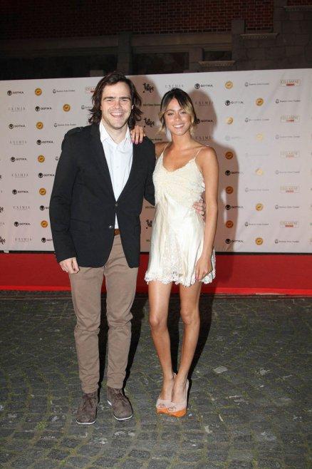 Martina Stoessel y Peter Lanzani