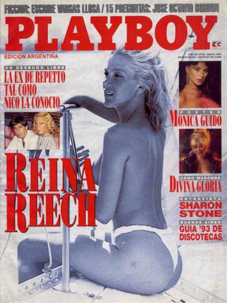 Reina Reech en Playboy