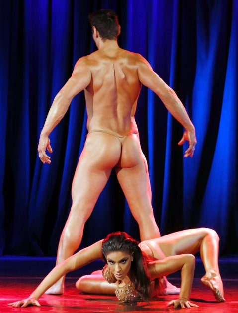 Celeste Muriega y Joel Ledesma