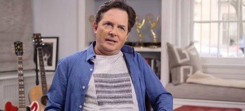 Michael J. Fox en 2015.