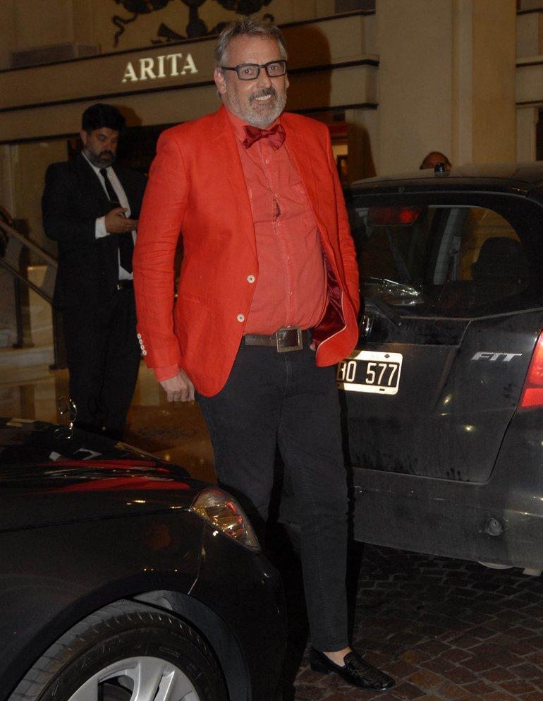 El diseñador Benito Fernández