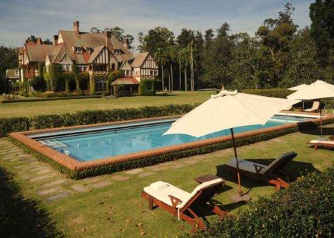 La estancia Villa María de