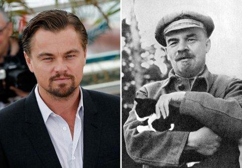 <p>Leonardo DiCaprio y Lenin</p><p></p>