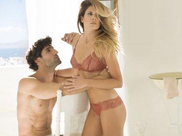 Isabel Macedo desplegó toda su sensualidad en la producción