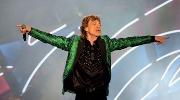 Después deMiss You, que fue coreado por el estadio entero, Jagger dijo: Son muy buenos cantantes.