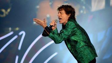 A los 72 años, Mick Jagger todavía puede cautivar al público