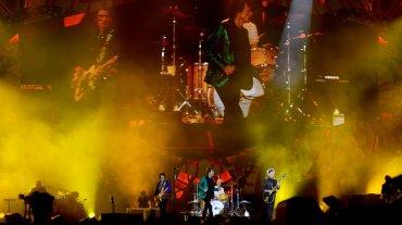 Más de 40 mil personas asistieron al show de los Rolling Stones en La Plata