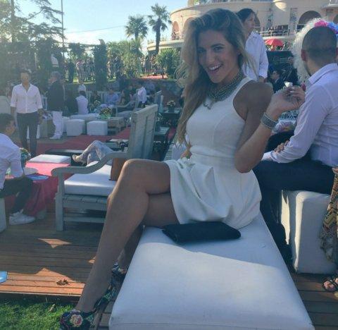 Marian Farjat en los Premios Carlos 2016