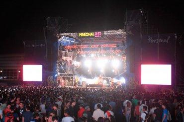 Las últimas dos fechas del Personal Fest serán en Mendoza (sábado 13) con Babasónicos y en Buenos Aires (sábado 20) con un gran line up liderado por Tan Biónica y Miranda!