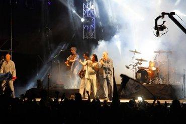 Antes de Salta, el Personal Fest estuvo en Mar del Plata, Córdoba y Corrientes con bandas como Airbag, Los Tipitos y Los Cafres, entre otros