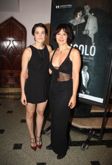 Andrea Bonelli y Flor Torrente