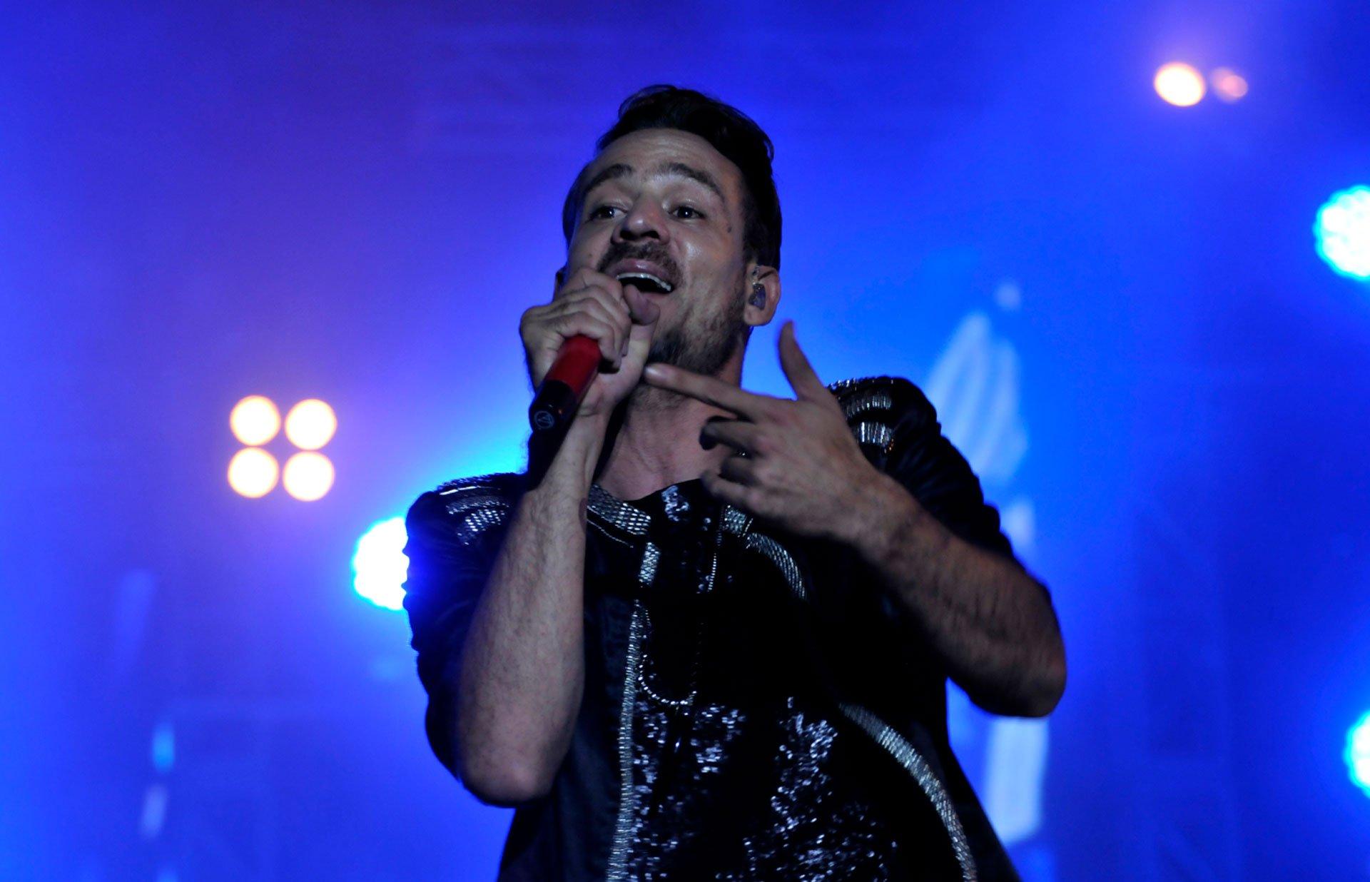 Tan Biónica fue el cierre del festival que recorrió el país, llevando música a distintos puntos del interior