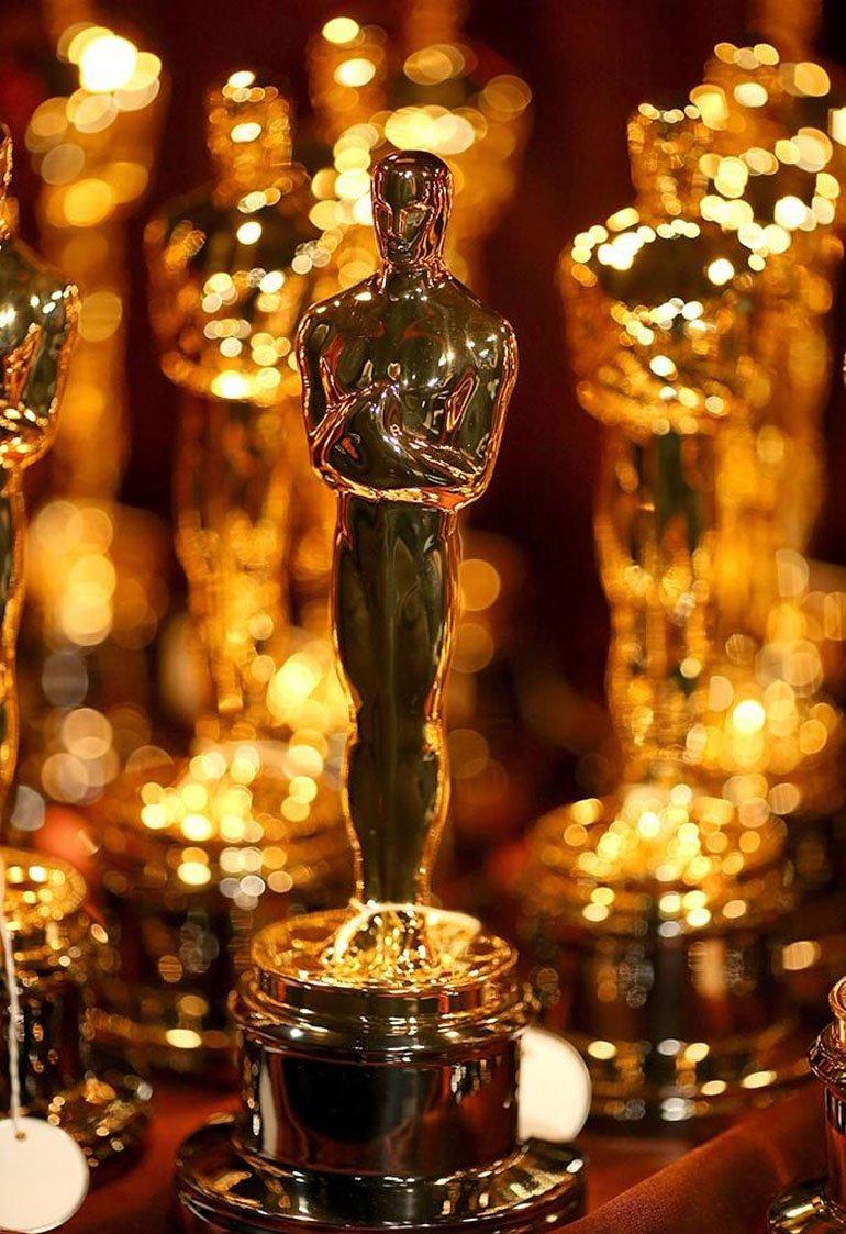 La anterior estatuilla del Oscar