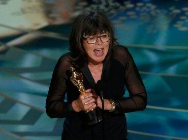 Mejor Montaje: Margaret Sixel por Mad Max: Furia en el camino