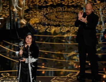 Mejor Cortometraje Documental: Sharmeen Obaid-Chinoy por A Girl in the River