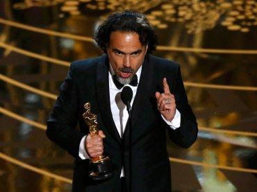 Mejor Director: Alejandro González Iñárritu por El Renacido