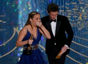 Mejor Actriz: Brie Larson por La Habitación