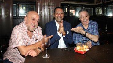 Horacio Pagani, Mariano Iúdica y Tristán