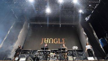 La dupla británica Jungle, presente en la primera fecha de Lollapalooza Argentina 2016