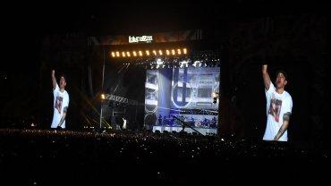 Eminem cerró la primera jornada de Lollapalooza Argentina 2016