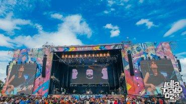 Miles de personas en la segunda fecha de Lollapalloza Argentina 2016