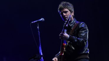 Noel Gallagher en Lollapalooza