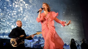 Florence and the machine deslumbró en Lollapalooza