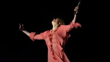 Florence and the machine en Lollapalooza Argentina 2016