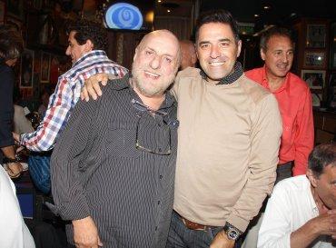 Horacio Pagani y Mariano Iúdica