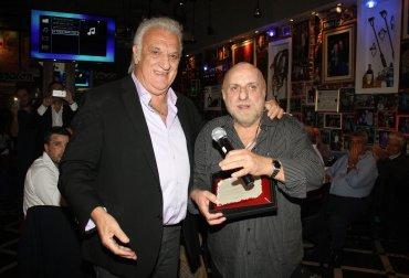 Alfio Coco Basile y Horacio Pagani