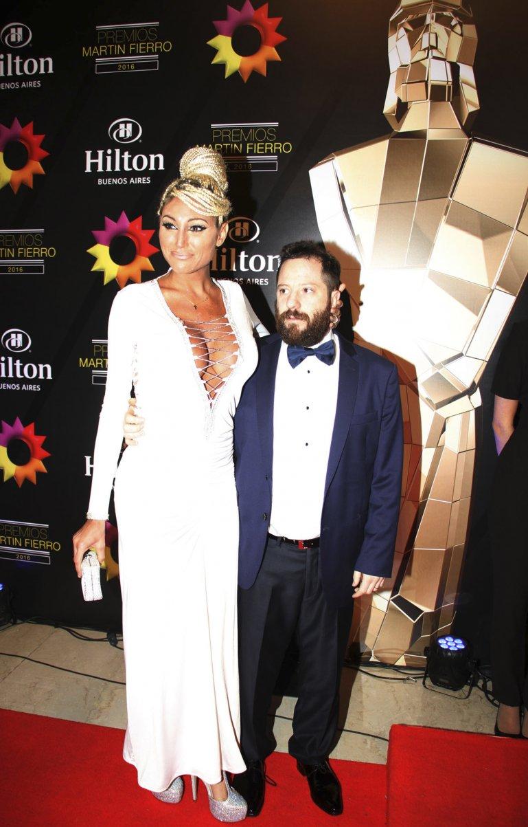 Vicky Xipolitakis y José Ottavis