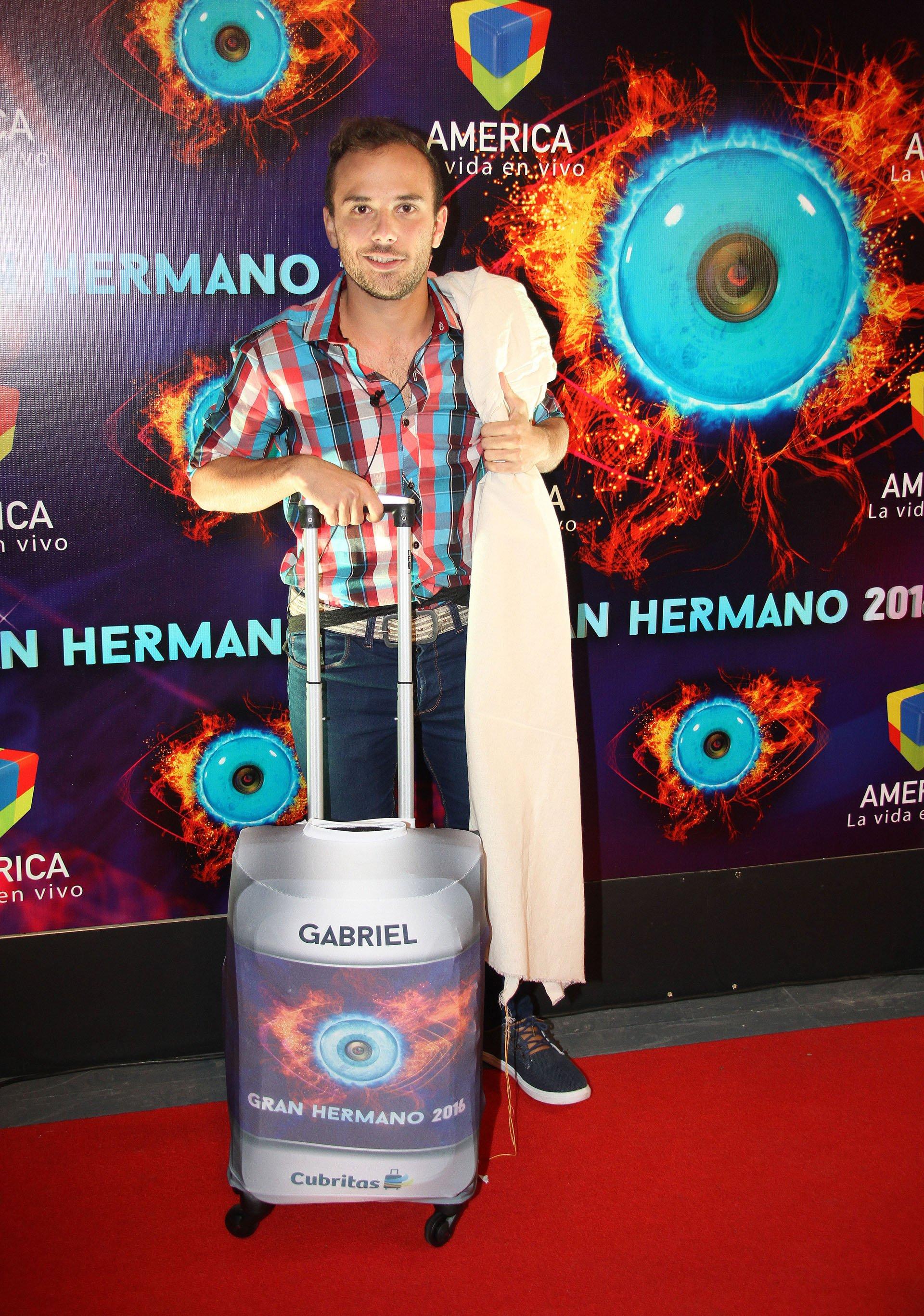 Gran Hermano 2016: Gabriel di Tocco