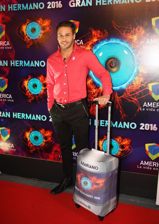 Gran Hermano 2016: Mariano Mattera