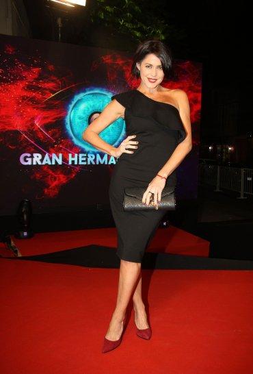 Pamela Daviden el debut de Gran Hermano 2016